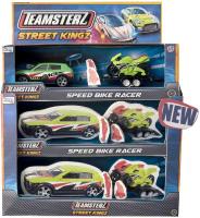 Wholesalers of Teamsterz Speed Bike Racers toys image 2