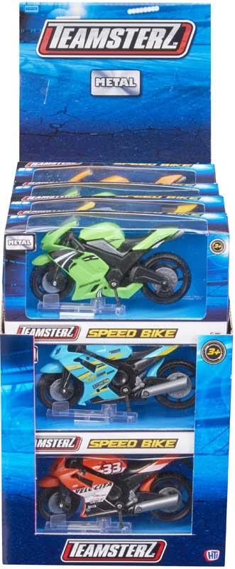 Wholesalers of Teamsterz Speed Bike toys