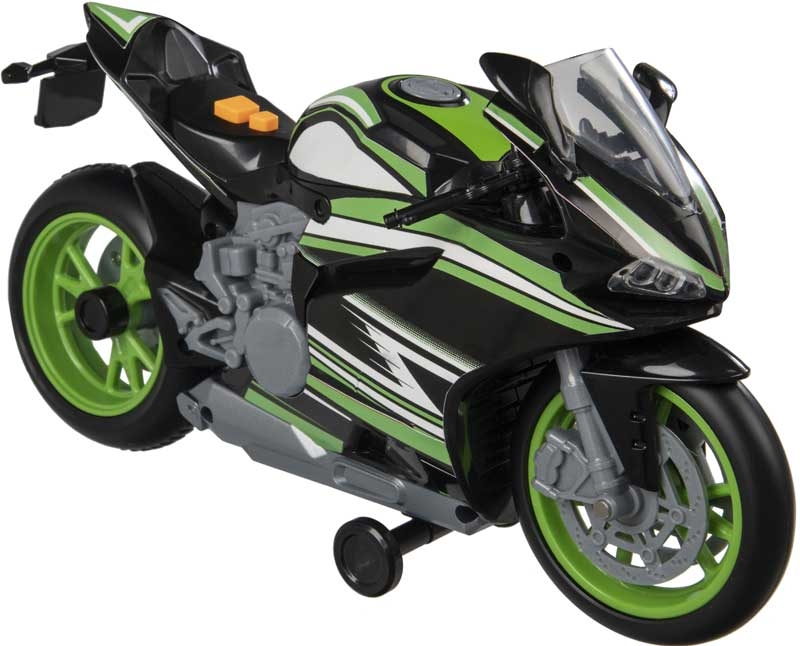Wholesalers of Teamsterz Street Starz Wheelie Bike toys