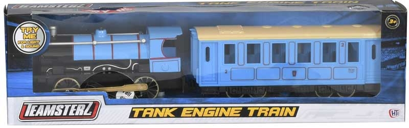 Wholesalers of Teamsterz Tank Engine And Carriage toys