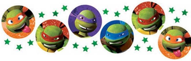 Wholesalers of Teenage Mutant Ninja Turtles Confetti toys