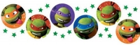 Wholesalers of Teenage Mutant Ninja Turtles Confetti toys image