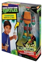 Wholesalers of Teenage Mutant Turtles Deluxe Turtle Weapon Asst toys image