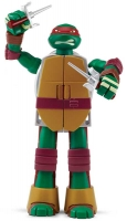 Wholesalers of Teenage Mutant Turtles Deluxe Turtle Weapon Asst toys image 4