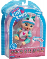 Wholesalers of Teenie Tiny Toes 3 Asst toys image