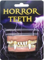 Wholesalers of Teeth Horror Halloween 3 Asst toys image