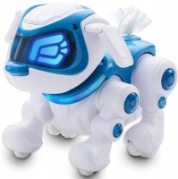 Wholesalers of Teksta 360 Puppy Blue toys image