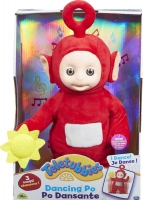 Wholesalers of Teletubbies Dancing Po toys image