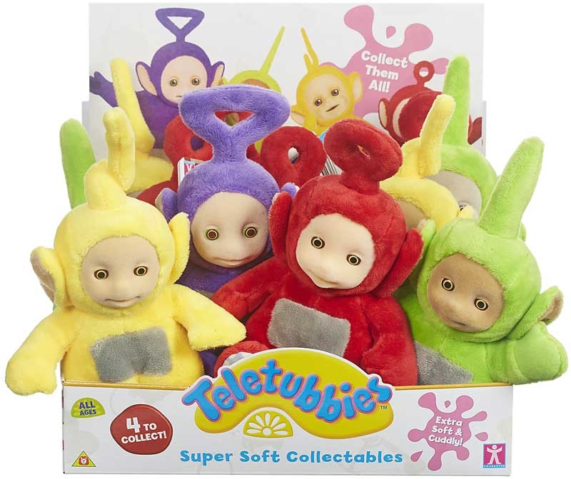 Wholesalers of Teletubbies Supersoft Collectables toys