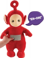 Wholesalers of Teletubbies Talking Po Soft Toy toys image 2