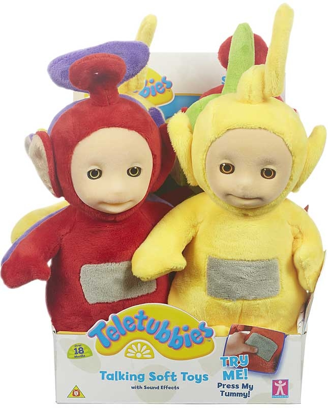 Wholesalers of Teletubbies Talking Soft Toys toys