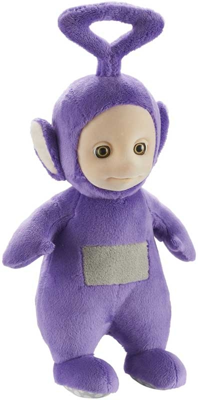 Wholesalers of Teletubbies Talking Tinky Winky Soft Toy toys