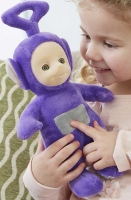 Wholesalers of Teletubbies Talking Tinky Winky Soft Toy toys image 2