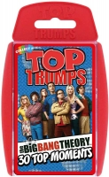 Wholesalers of Top Trumps - The Big Bang Theory toys image