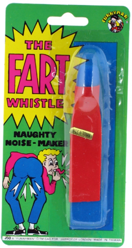 Wholesalers of The Fart Whistle toys