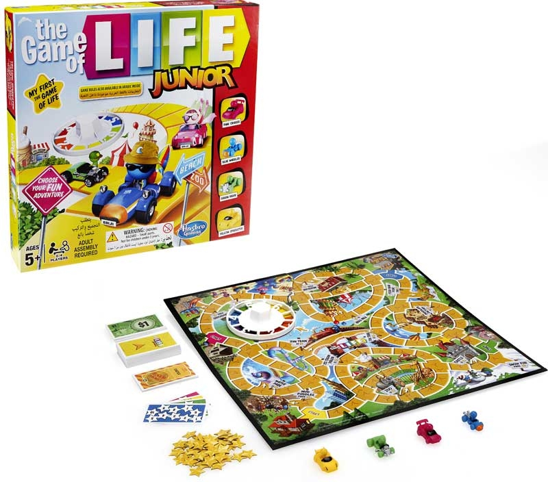 Wholesalers of The Game Of Life - Junior toys
