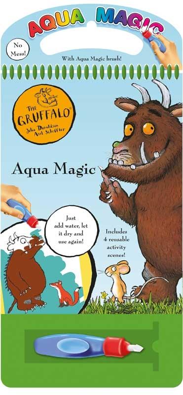 Wholesalers of The Gruffalo  Aqua Magic toys