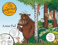 Wholesalers of The Gruffalo  Artist Pad toys image