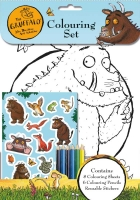 Wholesalers of The Gruffalo  Colouring Set toys image