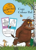 Wholesalers of The Gruffalo  Copy Colour Pad toys image