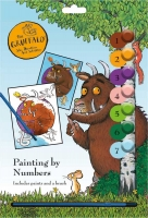 Wholesalers of The Gruffalo  Paint By Numbers toys image