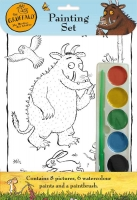 Wholesalers of The Gruffalo  Painting Set toys image