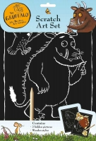 Wholesalers of The Gruffalo  Scratch Art toys image