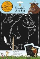 Wholesalers of The Gruffalo  Scratch Art toys image