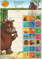 Wholesalers of The Gruffalo Reward Chart toys image