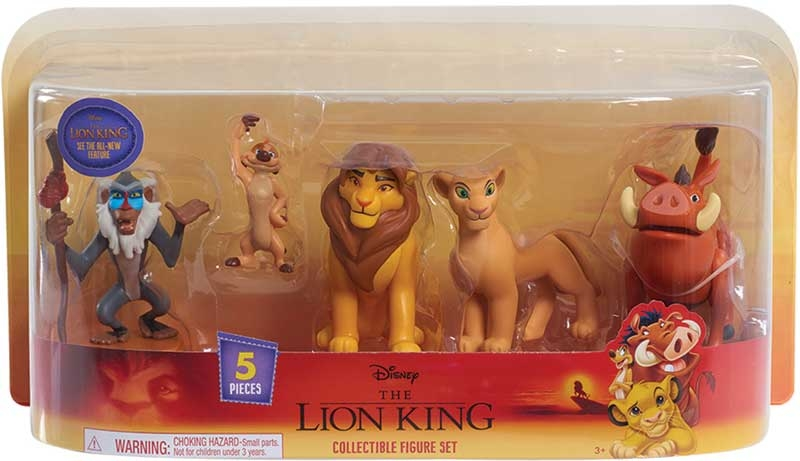 Wholesalers of The Lion King Classic Collector Figure Set toys