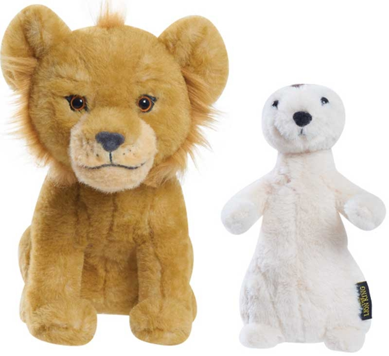 Wholesalers of The Lion King Live Action Bean Plush Assortment With Sound toys