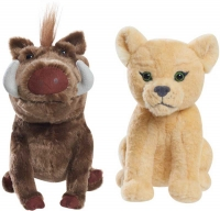 Wholesalers of The Lion King Live Action Bean Plush Assortment With Sound toys image 2