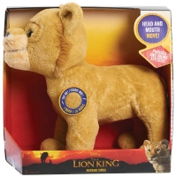 Wholesalers of The Lion King Live Action Roaring Simba toys image