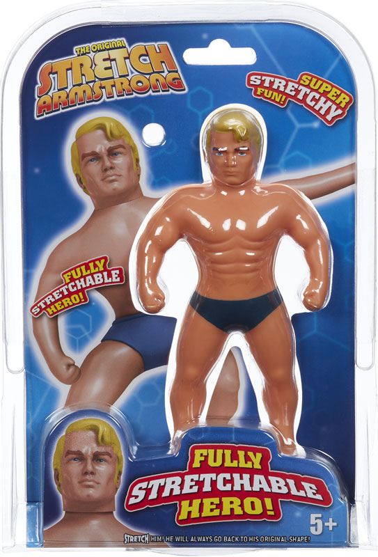 Wholesalers of The Original Mini Stretch Armstrong toys