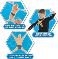 Wholesalers of The Original Mini Stretch Armstrong toys image 3