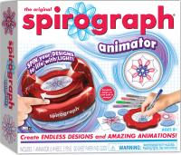 Wholesalers of The Original Spirograph Animator toys Tmb