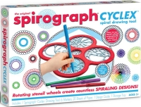 Wholesalers of The Original Spirograph Cyclex Spiral Drawing Tool toys image