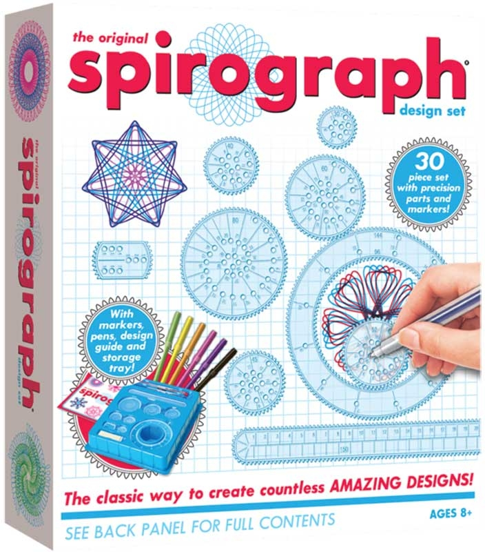 Wholesalers of The Original Spirograph Design Set toys