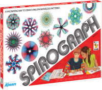 Wholesalers of The Original Spirograph Retro Deluxe Set In Cdu toys image