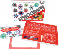 Wholesalers of The Original Spirograph Retro Deluxe Set In Cdu toys image 2
