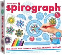 Wholesalers of The Original Spirograph Set With Markers toys image
