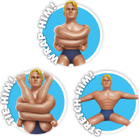 Wholesalers of The Original Stretch Armstrong toys image 3