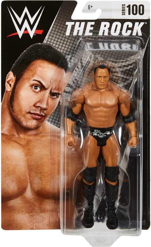 Wholesalers of The Rock Figure toys