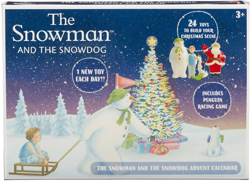 Wholesalers of The Snowman And The Snowdog Advent Calendar toys