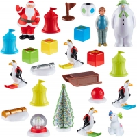 Wholesalers of The Snowman And The Snowdog Advent Calendar toys image 2