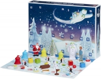 Wholesalers of The Snowman And The Snowdog Advent Calendar toys image 3