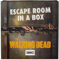 Wholesalers of The Walking Dead Escape Room In A Box toys image