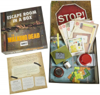 Wholesalers of The Walking Dead Escape Room In A Box toys image 2
