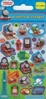 Wholesalers of Thomas & Friends 6 Sheet Party Stickers toys image