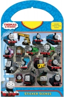 Wholesalers of Thomas & Friends - Sticker Scene toys image
